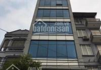 Bán gấp - Tòa nhà 9 tầng đường Núi Thành, bán công ty giải quyết công nợ cuối năm