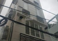 Bán nhà MT đường Phan Văn Trị, Q5, ngang 5m, 5 tầng, giá chỉ, 12,5 tỷ, TL