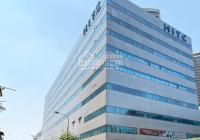 Văn phòng tại tòa nhà HITC phố Xuân Thủy, Cầu Giấy 80,200,250,500... 800m2, giá 250 nghìn/m2/tháng