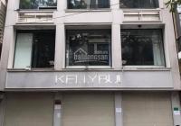 Cho thuê nhà mặt phố Tôn Đức Thắng, 160m2*2 tầng, Mặt tiền 16m