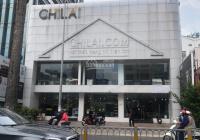 Cho thuê 410 Nguyễn Thị Minh Khai, Q3, 22x35m, 1 trệt, 3 lầu, DTSD: 2.300 m2, giá 400 tr/th
