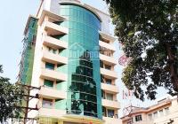 Cho thuê tòa nhà 135A Pasteur, P. 6, Q. 3, 35x40m, 1 hầm, 10 lầu, DTSD 3000m2, giá 450 tr/th