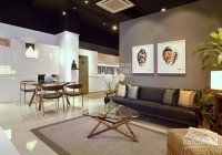 Nhà thuê mặt tiền Trương Công Định, nhà mới vuông vức 5x20m, trệt 3 lầu sân thượng, giá 37tr/tháng