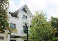 Cho thuê biệt thự song lập đủ đồ tại KĐT Vinhomes Riverside - Long Biên - Hà Nội