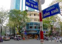 Nhà mặt tiền kẹt ngân hàng gần góc Nguyễn Huệ, Đồng Khởi, phường Bến Nghé, Quận 1, giá 98 tỷ