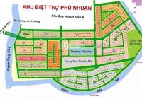 Bán đất dự án Phú Nhuận, Phước Long B, Thành Phố Thủ Đức