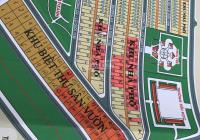 Bán đất Bà Rịa, bán lô biệt thự Thanh Sơn C, ngay MT Trần Phú, xã Long Tâm cực rẻ, LH: 093.7979.489