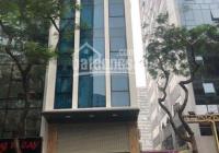Cho thuê nhà mặt phố Minh Khai, DT 150m2, MT 11m, xây 6 tầng mới, cầu thang máy