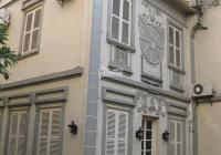 Cho thuê nhà mặt phố Ngô Thì Nhậm, DT 190m2, MT 7,4m, xây biệt thự 2 tầng, giá rẻ