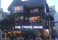 Cho thuê quán cafe 4 mặt tiền đường Nguyễn Thái Sơn, P4, Gò Vấp DT 150m2 - Giá 65tr/tháng