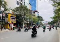 Bán gấp nhà MP Thái Thịnh, Đống Đa, 2 mặt tiền 118m2, MT 7 m, cao tầng, kinh doanh siêu đỉnh
