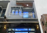 Bán gấp nhà mới xây khu Sài Gòn Mới hai lầu sân thượng ,full nội thất giá rẻ