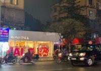 Cho thuê mặt bằng kinh doanh Trần Nhân Tông, Hai Bà Trưng. 150m2, MT 5m, giá 60 tr/th, 0912962398