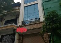 Bán nhà mặt phố Trung Hòa, Cầu Giấy 140m2 x 6T, giá 50 tỷ, có HĐ thuê 80tr