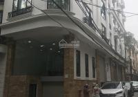 Bán nhà khu phân Lô phố Trung Kính DT 82m2 x 8 tầng. Giá bán 25 tỷ - đang cho thuê 80tr/tháng