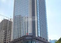 BQL trực tiếp cho thuê văn phòng tòa MB Grand Tower - Lê Văn Lương, từ 100-2000m2 giá 198 ngh/m2/th