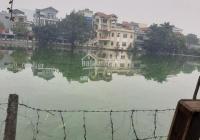 Bán đất phân lô X2 vip nhất Yên Sở, Yên Duyên, 3 mặt ngõ, 85m2, 9.3 tỷ - 0921476396