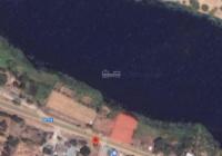Bán 1050m2 thổ view Bàu Trắng - lô góc 2 mặt tiền - LH 0934762279