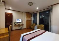 Bán tòa khách sạn phố Trần Thái Tông. DT 145m2 x 9 tầng, 65 tỷ