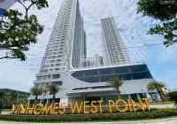 BQL Vinhomes West Point Phạm Hùng, Nam Từ Liêm Hà Nội cho thuê DT từ 80-800m2 giá thuê 200 nghìn/m2