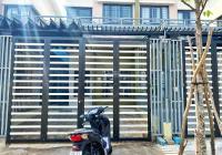 Nhà một trệt một lầu cho thuê, có sân đậu xe hơi, Bến Cát, Bình Dương, LH Mạnh 0945.706.508