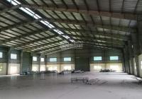 Công ty Tuấn Phong cần bán xưởng mặt tiền đường trong KCN Long Hậu, tỉnh Long An