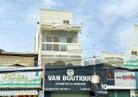 Bán rẻ nhà 4 tầng mặt tiền đường Huỳnh Tấn Phát Quận 7 vị trí đẹp nhất 4.5x20m, giá chỉ 16.5 tỷ