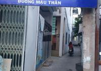 Nhà mặt tiền hẻm 12 cách lộ Mậu Thân 10m, trệt lầu giá 2 tỷ 490 An Hòa, Ninh Kiều