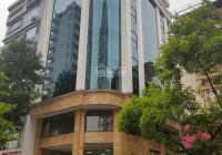 Cần cho thuê tòa nhà mới hoàn thiện mặt phố Nguyễn Xiển. DT 140m2*8T + 1 hầm lô góc đẹp, 120tr/th