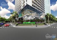 Chính chủ cho thuê Shophouse 525m2 tầng 1 TTTM toà nhà 97 Trần Bình Mỹ Đình mặt tiền 20m