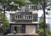 Cho thuê nhà phố KD 10x24m, KDC Phú Lợi, Phạm Thế Hiển, Q8, giá 30tr/tháng