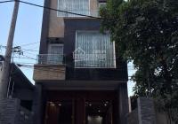 Bán nhà 1 trệt 3 lầu, mặt tiền đường Hoàng Hữu Nam, giá rẻ