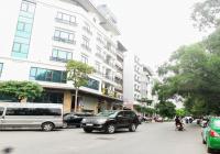 Bán nhà mặt phố Nguyễn Quốc Trị, 255m2, 8 tầng, 2 mặt phố, vị trí siêu vip, giá hấp dẫn
