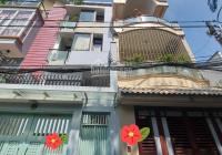 Nợ ngân hàng bán nhà 3 tầng, hẻm 3m, Huỳnh Đình Hai, 58.79m2, 4.95 tỷ