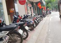 Cho thuê cửa hàng DT 220m2 làm showroom, văn phòng, cafe, trà sữa tại mặt phố Khương Đình