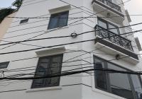 Bán nhà mới hẻm nội bộ đường Lê Lai, P4, Gò Vấp, DT 5,5x7,5m, 1 trệt, 3 lầu, ST, 4PN, 4WC. 5.7 tỷ