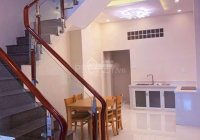 Cho thuê nhà đẹp mặt tiền P13, Q8