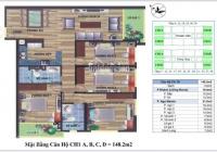 Chính chủ bán căn chung cư CT4 Vimeco, Nguyễn Chánh DT 148m2. Giá rẻ, CC: 0904 897 255