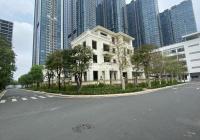 Cho thuê biệt thự Vinhomes Ba Son tổng diện tích sử dụng 1900m2
