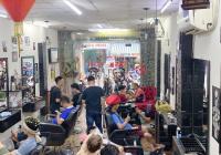 Cần sang tiệm tóc nam và phun xăm, mặt tiền Gò Vấp, 120m2, 1 trệt 1 lầu (4 x 30m)