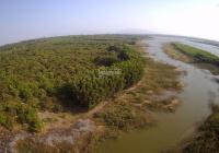Bán 1ha đất mặt tiền hồ Gia Ui, Xuân Tâm, Xuân Lộc, Đồng Nai, phù hợp làm nghỉ dưỡng
