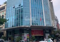 Bán tòa building lô góc Trần Thái Tông - mặt tiền 35m - 325m2 x 10 tầng. Giá: 255 tỷ, LH 0888999766
