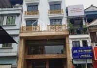 Cho thuê nhà mặt phố Mai Hắc Đế, DT 200m2, MT 13m, xây 8 tầng, 2 hầm