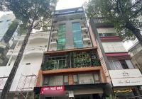 Cho thuê mặt tiền ngay An Dương Vương 5,2x20m, hầm 5 tầng thang máy sàn trống giá chỉ 50 tr/th