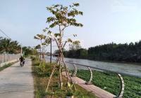 Đất mặt tiền sông Bảo Định, giá đầu tư F1