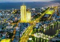 Căn hộ Grand Center số 1 Nguyễn Tất Thành 4 mặt tiền đường, biểu tượng TP CK (3+18)%. LH 0902930980