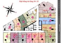 Tôi cần bán căn hộ chung cư Tháp Doanh Nhân, diện tích 60.86m2, bàn giao thô: LH 0988122161