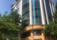 Nhà xây mới 7,5 tầng 135m2, MT 7,5m mặt phố Trần Thái Tông, Dịch Vọng Hậu, 50 tỷ 0913166898
