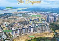Căn hộ The Origami, Rainbow, nhà phố manhattan, glory giá gốc chủ đầu tư LH: 0906806852