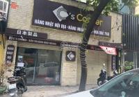 Cửa hàng tầng 1, diện tích 70m2 tại mặt phố Nghĩa Tân có mặt tiền 5m hè 3m